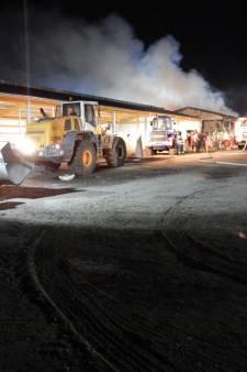 Duitse politie houdt rekening met opzet in brandenreeks rond Vreden