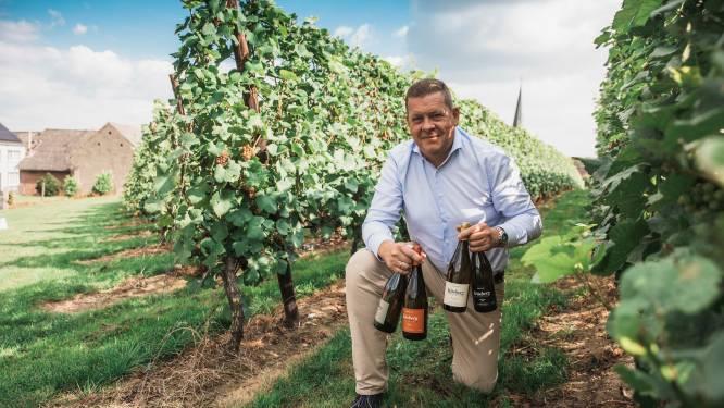Acht van de zeventien beste Belgische wijnen komen uit Limburg