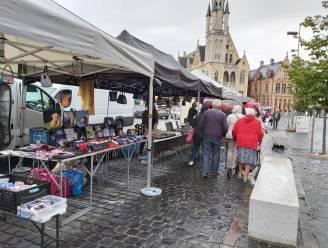 Avond- en rommelmarkt in Poperinge