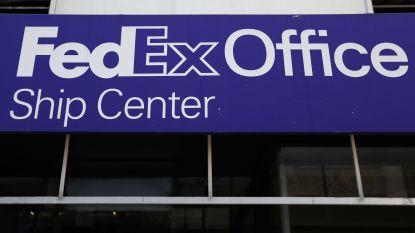 "Koerierdienst FedEx speelt in op Amerikaans wapendebat: ""de NRA gebruikt UPS"""