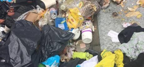 Knap irritant: afvalalarm in Almelo gaat hele dag af