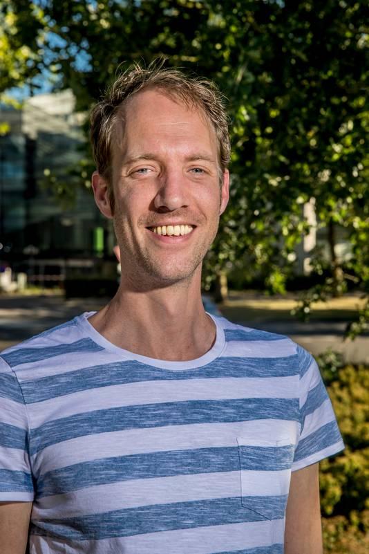 Arjan Groters (PvdD Apeldoorn).