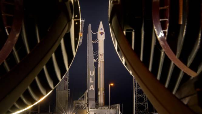 Atlas-draagraket met asteroïdensonde Lucy gelanceerd