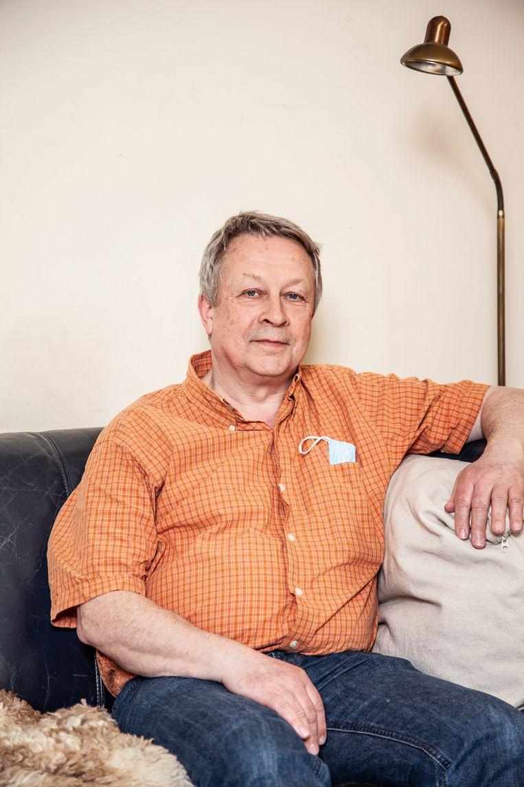 Henk Hospers. Beeld Ernst Coppejans