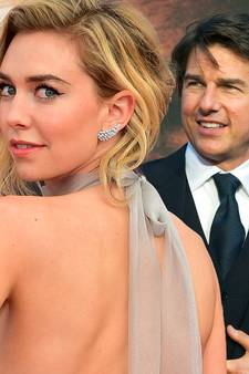 Tom Cruise lonkt naar The Crown-ster Vanessa Kirby