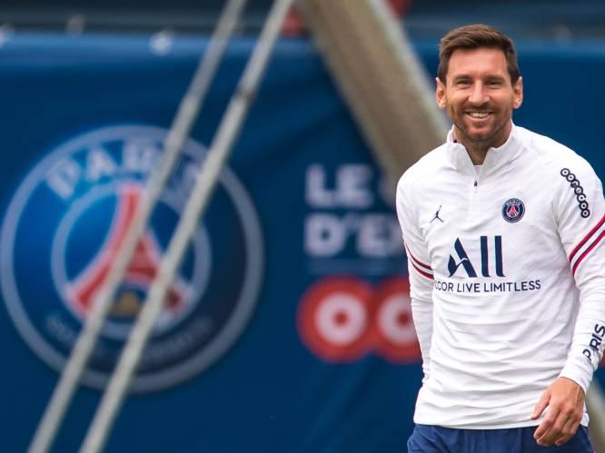 """Messi-gekte barst los voor zijn debuut bij PSG zondagavond: """"Familie, vrienden, allemaal willen ze een ticket"""""""