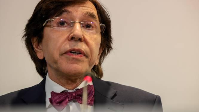 """Di Rupo: """"Een België met vier gewesten zou het voordeel van de eenvoud hebben"""""""