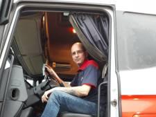 Vrachtwagenchauffeur vast in VK: 'Even slikken als kinderen vragen of je thuis bent met Kerst'