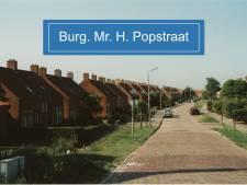 Deel straatnaamborden in Steenbergen krijgt toelichting