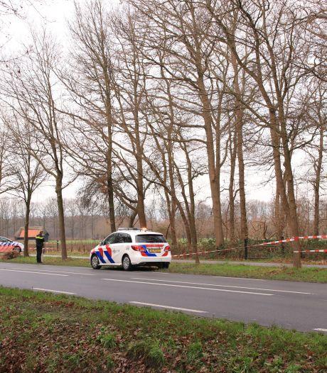 Vermiste vrouw uit Scherpenzeel is levenloos gevonden bij een sloot langs de N224