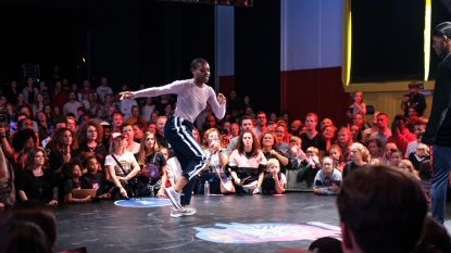 Antwerpenaar wordt tweede op Red Bull Dance Your Style in Urban Center