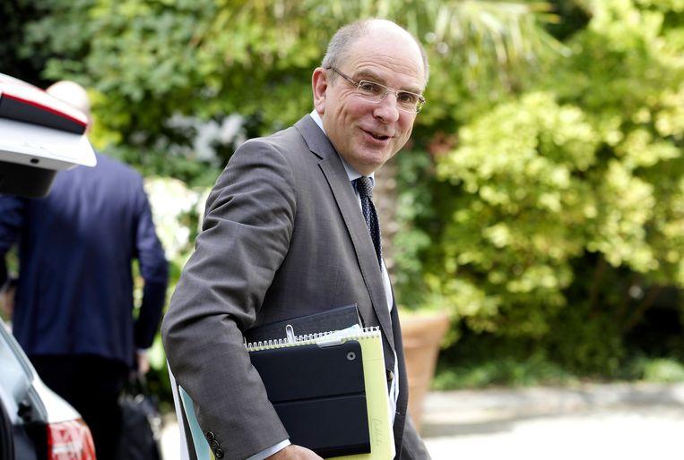 Koen Geens, de volgende minister van Sociale Zaken? Beeld BELGA