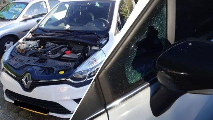 Motorkapdieven hebben in één nacht vier keer toegeslagen in de Nijmeegse wijk Tolhuis.