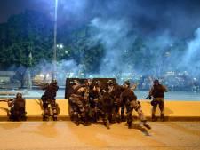 Spoedberaad in Brazilië over grimmige protesten