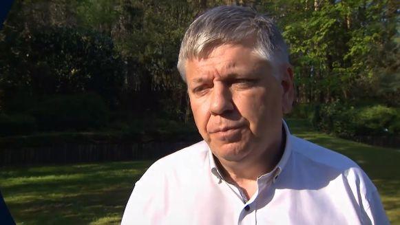 Vlaams minister van Welzijn Jo Vandeurzen