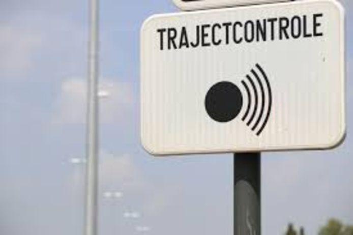 illustratiebeeld van een trajectcontrole