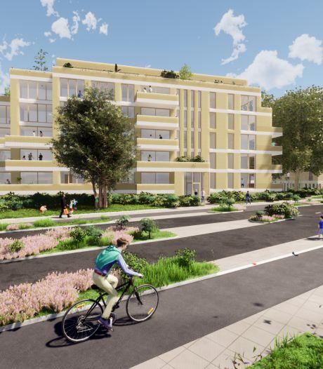 96 appartementen op plek Zuidzorg-kantoor in Veldhoven