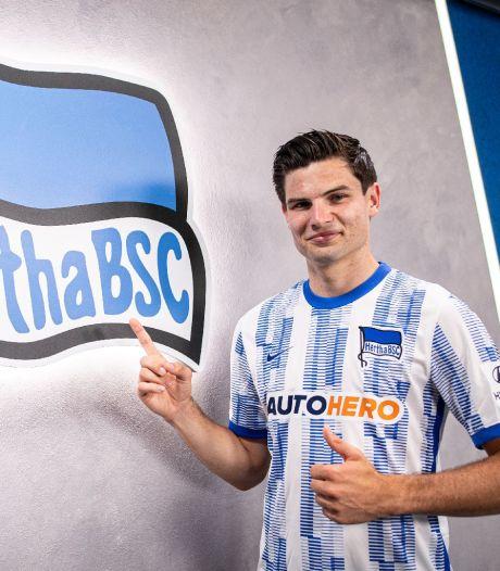 Officieel: Ekkelenkamp voor vier jaar naar Hertha BSC