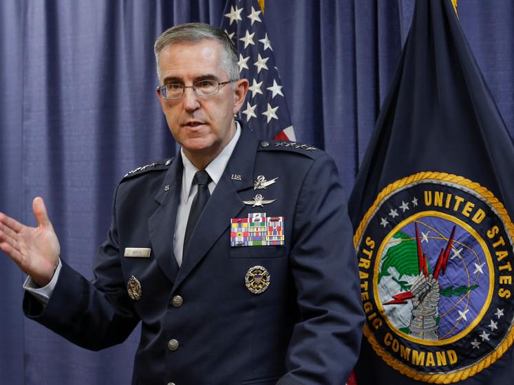 Als Trump op atoomknop drukt, kan deze generaal weigeren raket af te schieten