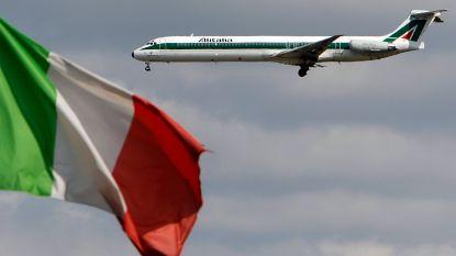 Honderden vluchten van Alitalia morgen geschrapt door staking