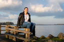 Elles Wintermans (19): 'Ik zat op kamers, maar ik miste Lage Zwaluwe'