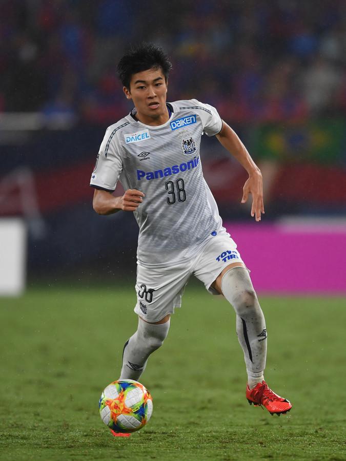 Keito Nakamura is op weg naar FC Twente.