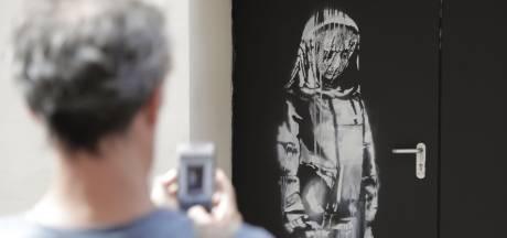 Gestolen Banksy-werk uit Bataclan gevonden in Italië
