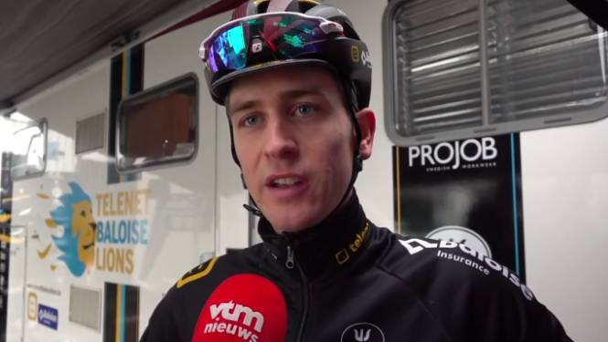 """Toon Aerts in Heusden-Zolder: """"Ik sta met een klein hartje aan de start"""""""