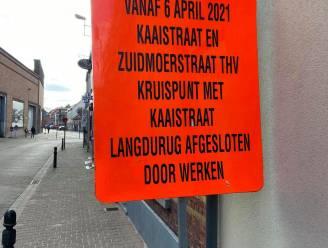 """Spelfout op bord wegenwerken: """"Schepencollege heeft taalbad nodig"""""""