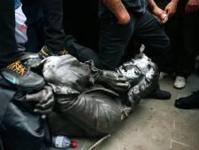 Déboulonnée et jetée à l'eau par les manifestants, la statue controversée ira au musée