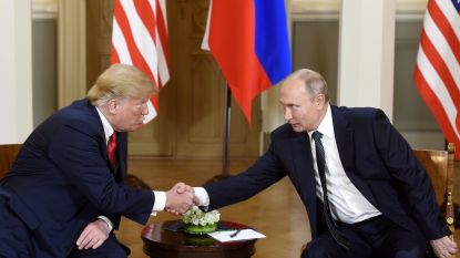 """""""Degelijke relatie met Rusland is een goede zaak"""": Trump en Poetin ontmoeten elkaar  in Helsinki"""