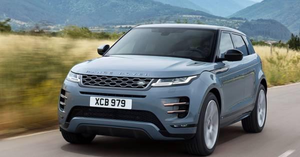 Nieuwe Range Rover Evoque Komt Eindelijk Met Hybrides Auto Ad Nl