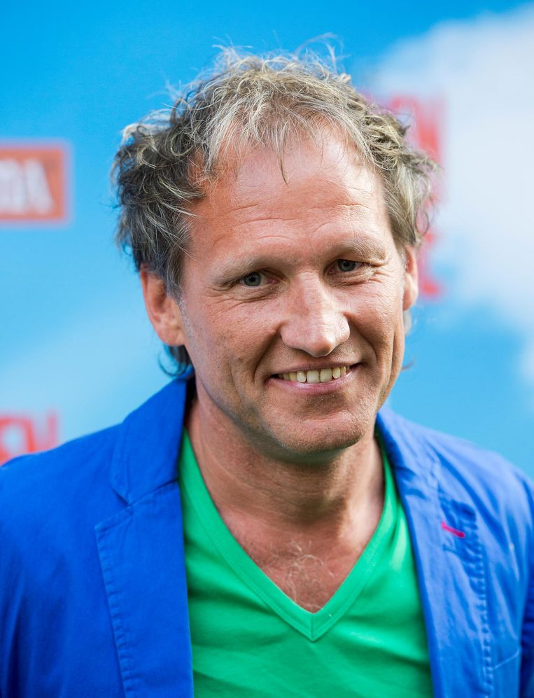 Rintje 'Filmregisseur' Ritsma Beeld