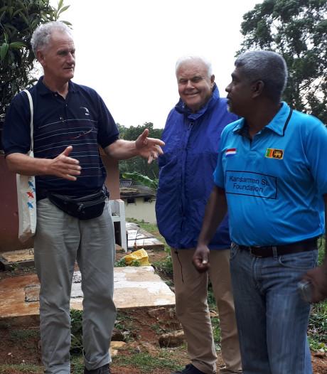 Sri Lanka omarmt Jan als een echte Poseidon