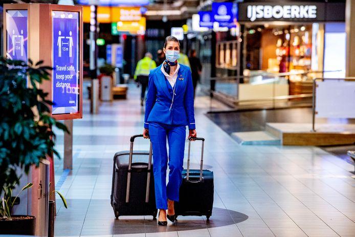 Hestia uit Losser gaat vanaf zondagochtend dagelijks gemiddeld 2000 piloten, stewardessen en pursers van de KLM testen.
