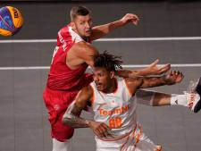 LIVE | 3x3 basketballers missen direct ticket voor halve finale, Juul Franssen grijpt naast brons