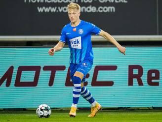 """Money time voor Andreas Hanche-Olsen en AA Gent: """"Voordeel dat we tegen rechtstreekse tegenstanders spelen"""""""