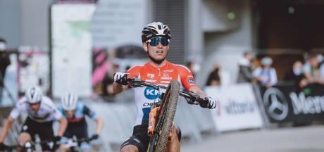 Inhaalrace Milan Vader strandt op de veertiende plaats in de wereldbeker
