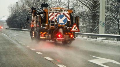 Opnieuw code geel: nog tot morgen 13 uur gevaarlijke ijsplekken op de baan, waarschuwt KMI