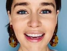 GoT-ster Emilia Clarke hevig ontroerd door reacties op verhaal hersenbloeding