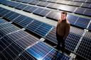 Sytse Bouwer is oprichter van het Friese bedrijf GroenLeven, tien jaar geleden de eerste projectontwikkelaar die grootschalige zonneparken ging bouwen.