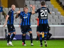 Club Brugge struikelt ondanks goals van Vormer en Lang