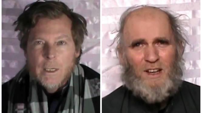 Westerse professoren vrijgelaten in ruil voor drie talibangevangenen