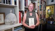 Elise Wuyts (22) maakt kans op Bronzen Uil