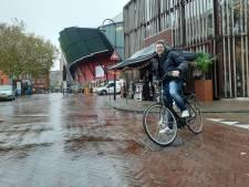 Jarl stond eerst aan de pannen, nu brengt hij zelf eten rond op de fiets: 'We gaan er echt voor'