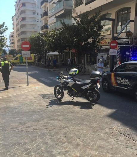 Une voiture fonce sur des terrasses à Marbella: dix blessés, la piste terroriste écartée