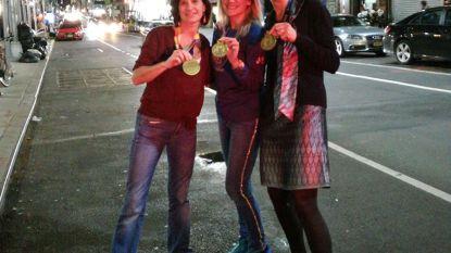 't Is gebeurd: onze dames bedwingen marathon van New York!