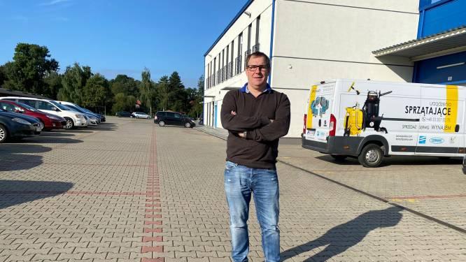 Henk uit Hasselo woont vanwege zijn werk in Polen: 'Vroeger kon je voor 12 gulden met vijf man eten'