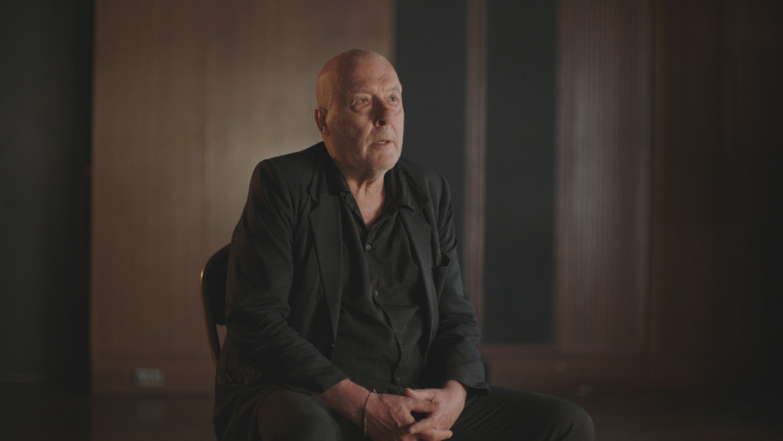 Arno Hintjens in 'Charlatan'. Beeld VRT
