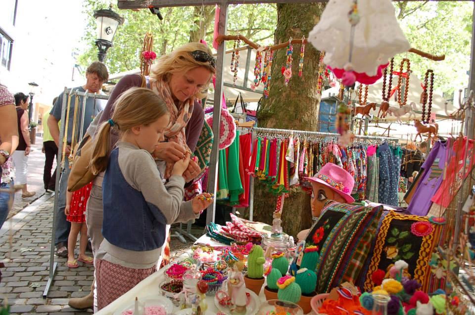 Zelfgemaakte markt in  Utrecht is een inspiratie voor Marché Hoezee in Breda